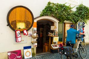 Gasthaus und Spezialitätenladen Wachau, Dürnsteinerhof, Österreich